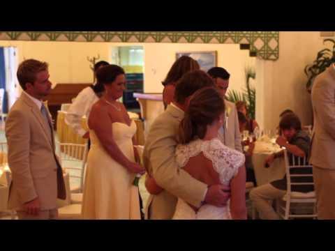 Travis and Sarah Wedding