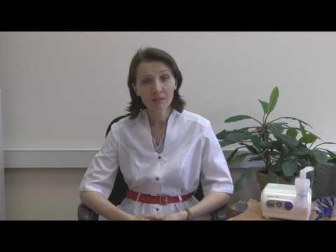 Урок 1. Определение бронхиальной астмы, лечение и контроль