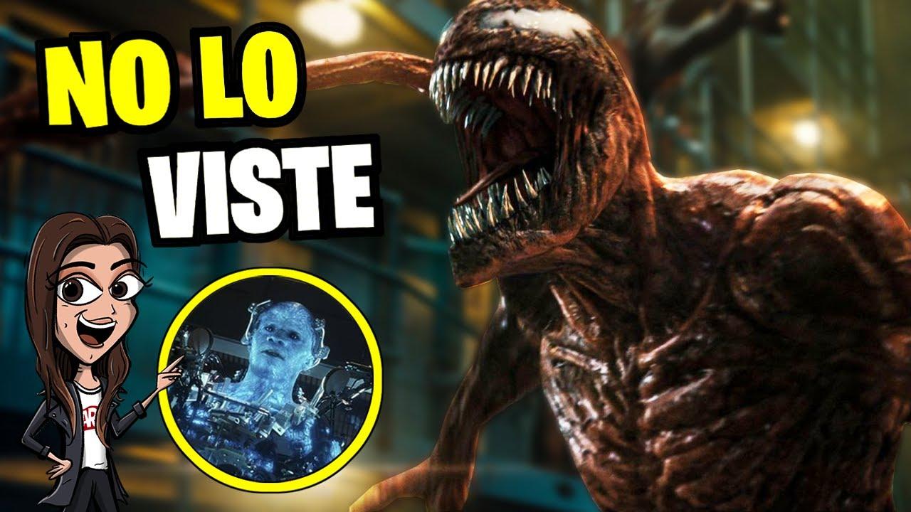 Download 12 Cosas que NO VISTE en Venom: Carnage Liberado🧐 ft. @Pelicomic