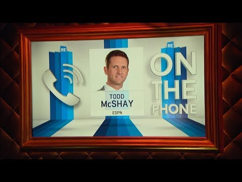 ESPN College Football Analyst Todd McShay Talks NFL Draft & More - 2/27/18