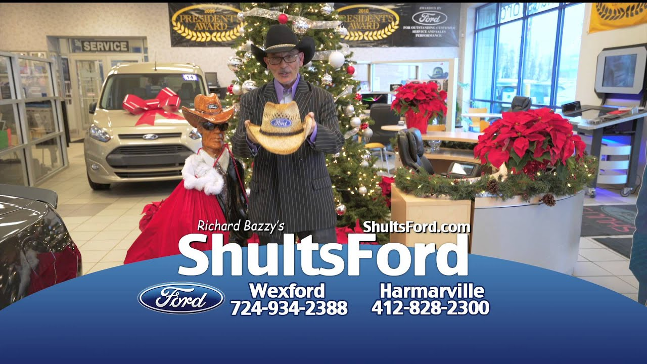 Shults Ford Wexford >> Happy Holidays from Shults Ford. See how to get a Free Hat ...