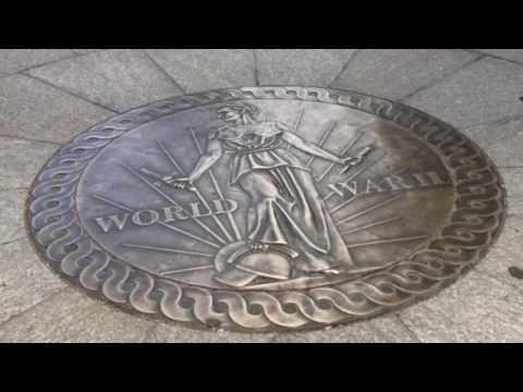 Gracy's Trip - US Memorials in Washington DC