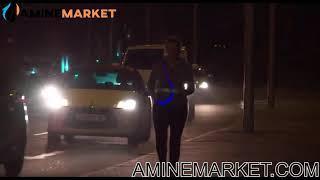 AMINEMARKET-Illuminated & Reflective Athletic Gear For Sports & Safety
