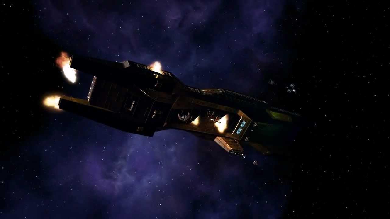 Wing Commander Darkest Dawn