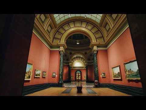 IAG Cargo | The National Gallery - Full Interview