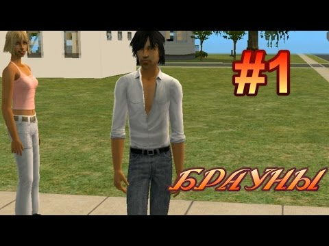 The Sims 2 на PSP #1 - История начинается!