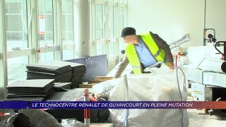 Yvelines | Le Technocentre Renault de Guyancourt en pleine mutation