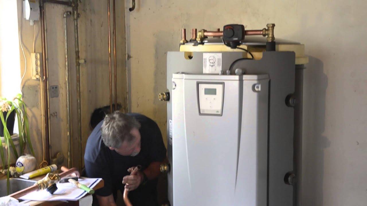 Luft-til-Vand varmepumper udnytter den gratis energi i udeluften fra Finn L. & Davidsen A/S ...