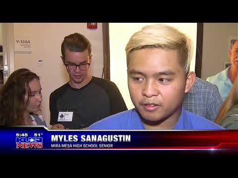 KUSI-SD: High School Students Invited to Learn Photography at San Diego City College