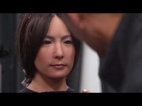 'CBSN: On Assignment' shows how Japan is using robots to combat population decline