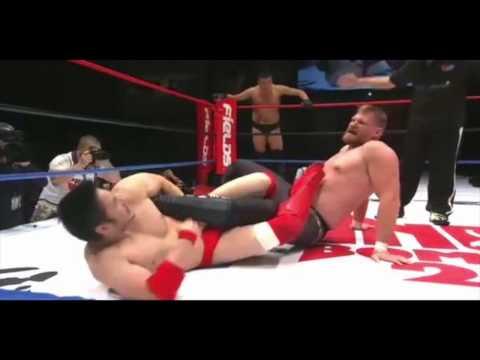 Josh Barnett talks NJPW & if MMA is dead in Japan