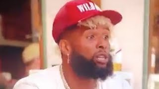 Odell Beckham Says Being FAMOUS Makes Him 'Feel Like A Zoo Animal'