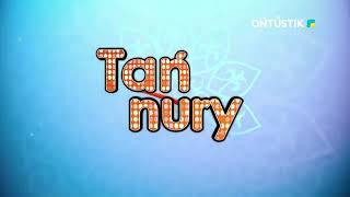 """Я на тв передаче  """"Tan nury"""" в качестве гостя"""