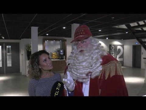 Sint onthult motivatie: ''Ik wilde Escha op schoot - VOETBAL INSIDE