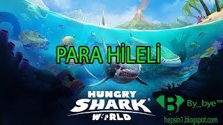 Hungry Shark World v2.1.8 | PARA HİLELİ - Android