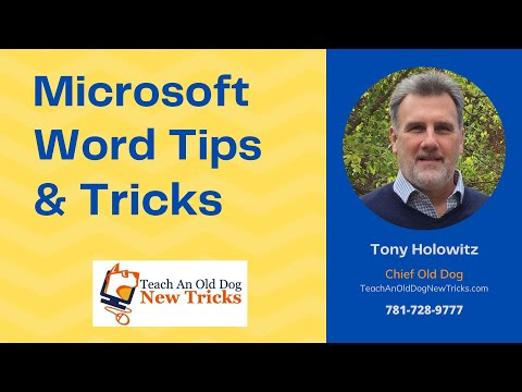 Microsoft Word 2010 Tips The Add-In Tab