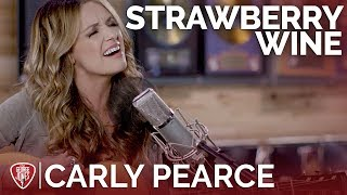 Carly Pearce Strawberry Wine Acoustic Cover The George Jones Sessions.mp3