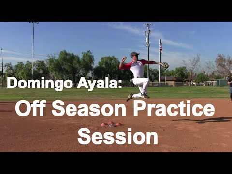 Off Season Practice Session with Domingo Ayala