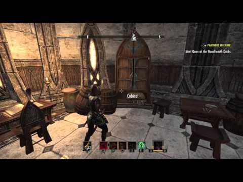 The Elder Scrolls Online: Kari's Hit List Grahtwood