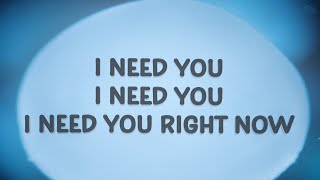 The Chainsmokers - I need you right now (Don't Let Me Down) (Lyrics) ft. Daya