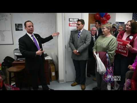 RNC Chairman in Berks County