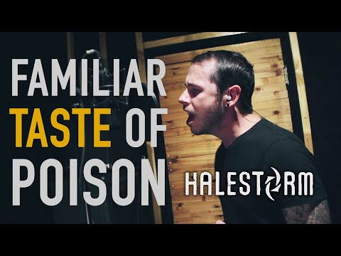 Familiar Taste of Poison - Halestorm (Stanley June Cover)