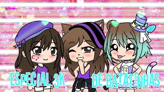 *Meme* Especial 3k (Ft: Rick cat,Luni br e Yumii-chan)