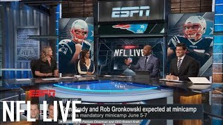 Louis Riddick: The Patriot Way is bigger than Tom Brady | NFL Live | ESPN