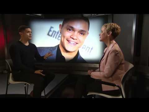 Trevor Noah Interview The National
