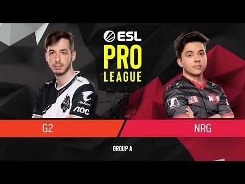 NRG Esports vs G2 Esports vod
