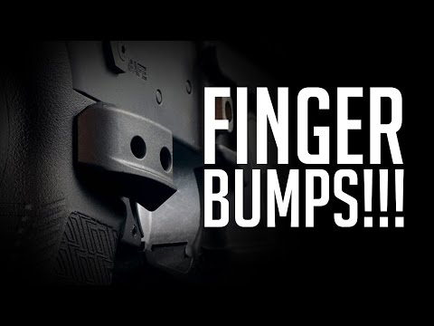 Strike Industries: Index Finger Bump Product Video