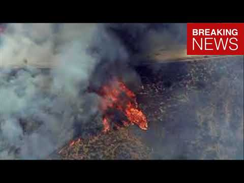 BREAKING NEWS: LOS ANGELES BATTLING '' LARGEST FIRE IN THE CITY'S HISTORY'' LIVE ON CHANNEL TV.