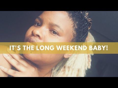 Vlog  ITS THE LONG WEEKEND BA!  Lorcia Mediro