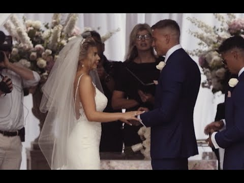 OLIVIA & ALEX WEDDING VIDEO - 15/09/18