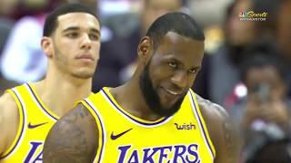 Los Angeles Lakers vs Washington Wizards : December 16, 2108
