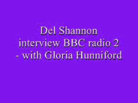 Del Shannon audio interview from the 1980s