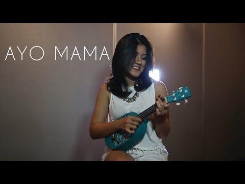 Ayo Mama Sasando Ft Ukulele Isabella Nyssa Cover Youtube