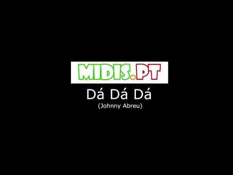 Da Da Da - Johnny Abreu DEMO MIDI-FILE