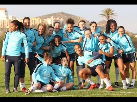 Equipe de France Féminine : coup d'envoi d'une année olympique !