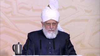 Ahmadiyya Peace Symposium 2014  Keynote Address by Khalifa of Islam