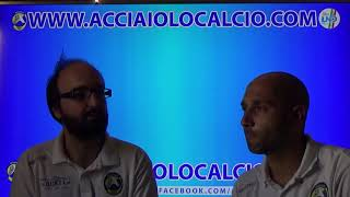 Coppa Toscana Terza Categoria: interviste post partita Acciaiolo-Crespina