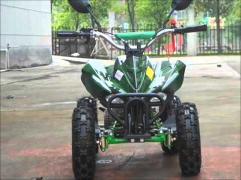 Детский квадроцикл RAZOR