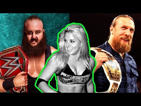 BRAUN UNIVERSAL TITLE WIN PLANS? HUGE NEW NXT SIGNEE? Going in Raw WWE & Pro Wrestling News Podcast