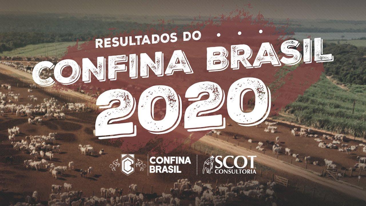 Primeiros resultados do Confina Brasil 2020