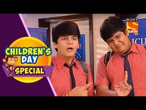 Children's Day Special | Tapu Sena's Mission | Taarak Mehta Ka Oolta Chashmah