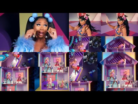 Megan Thee Stallion – Cry Baby (feat. Dababy) [Official Music Video]