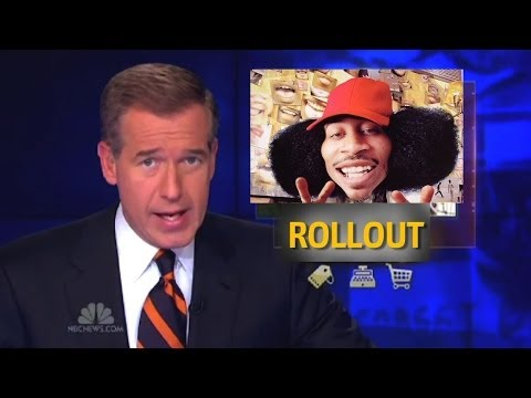 "Brian Williams Raps ""Rollout (My Business)"""