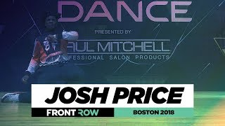 Josh Price | FrontRow | World of Dance Boston 2018 | #WODBOS18