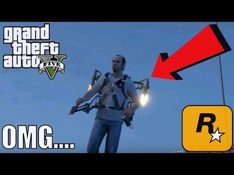 ASKING ROCKSTAR GAMES HOW TO GET THE JETPACK ON GTA 5!! (THEY TELL ME!!!???)