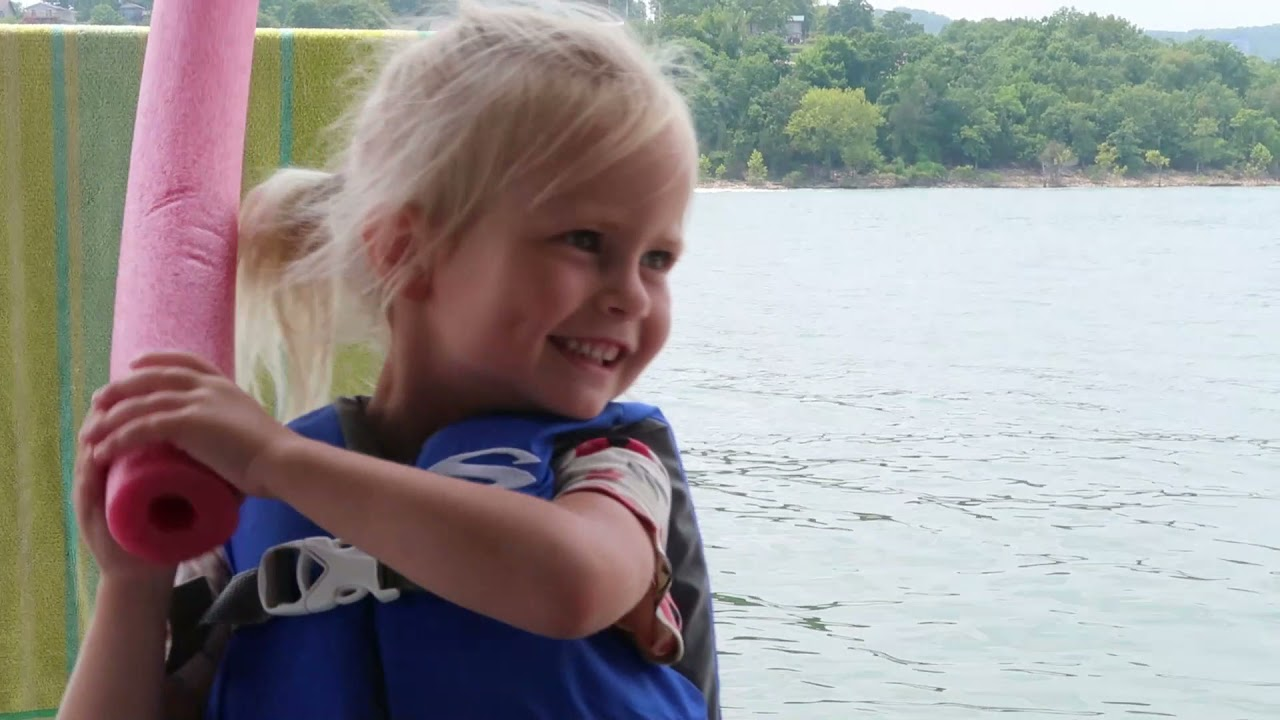 A Day At The Lake And An Angel Garden With Esther